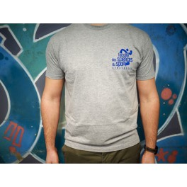 T-Shirt Gris (mixte)